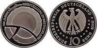 Deutschland : 10 Euro 300 Jahre Porzellanherstellung in Deutschland in Originalkapsel  2010 PP