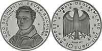 Deutschland : 10 Euro 200. Geburtstag Georg Büchner  2013 PP