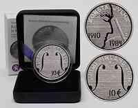Finnland : 10 Euro Konsta Jylhä  2010 PP
