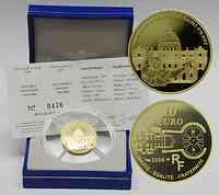 Frankreich : 10 Euro Papst Benedikt -  inkl. Originaletui und Zertifikat  2006 PP 10 Euro Papst Benedikt 2006