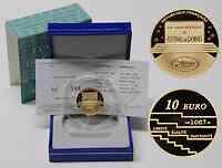 Frankreich : 10 Euro Cannes inkl. Originaletui und Zertifikat  2007 PP