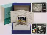 Frankreich : 10 Euro Kubismus inkl. Originaletui und Zertifikat  2010 PP 10 Euro Picasso