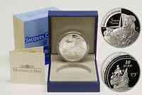 Frankreich : 10 Euro Entdecker Jacques Cartier  2011 PP