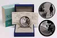 Frankreich : 10 Euro Der Fremde  2011 PP