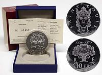 Frankreich : 10 Euro Saint Louis IX  2012 Stgl.