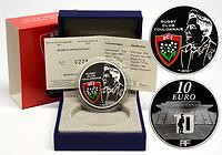 Frankreich : 10 Euro Toulon Rugby  2012 PP