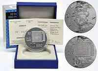 Frankreich 10 Euro Louis XI. 2013 vz/Stgl.
