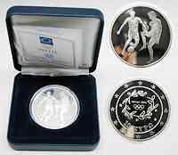 Griechenland 10 Euro Ausgabe VI. : Fußball 2004 PP