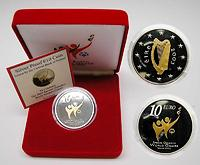 Irland 10 Euro Special Olympics 2003 PP