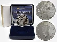 Irland 10 Euro James Joyce 2013 PP