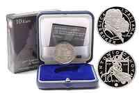 Italien : 10 Euro Antonio Canova  2007 PP