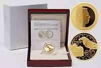Luxemburg 10 Euro Zentralbank in Luxemburg 2008 GOLD PP