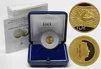 Luxemburg : 10 Euro Der Hirsch des Refugiums der Orvaler Abtei inkl. Originaletui und Zertifikat 2009 PP