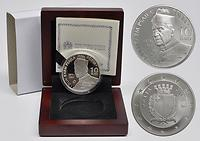 Malta : 10 Euro Dun Karm Psaila  2013 PP