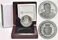 Malta : 10 Euro Paul Boffa  2013 PP