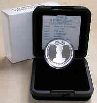 Niederlande : 10 Euro auf die Hochzeit  Wilhelm-Alexander und Maxima  2002 P/L
