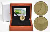 Niederlande : 10 Euro 100 Jahre Friedenspalast  2013 PP