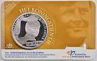 Niederlande : 10 Euro König Willem Alexander  2013 Stgl.