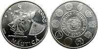 Portugal : 10 Euro Nautik  2003 bfr