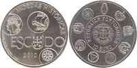 Portugal : 10 Euro Escudo  2010 Stgl.