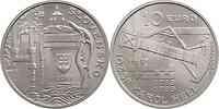 Slowakei : 10 Euro Karol Hell  2013 Stgl.