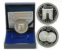 Spanien : 10 Euro Torbogen inkl. Originaletui und Zertifikat  2007 PP