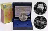 Spanien : 10 Euro Spanisches Jahr in Rußland  2011 PP