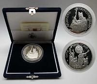 Vatikan : 10 Euro Weltfriedenstage inkl. Originaletui und Zertifikat  2002 PP