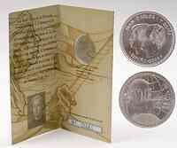 Spanien : 12 Euro Columbus im Originalblister  2006 Stgl. 12 Euro Kolumbus im Blister