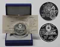Frankreich : 1/4 Euro Marquis de Vauban inkl. Originaletui und Zertifikat  2007 Stgl. 1/4 Euro Europa-Stern-Serie