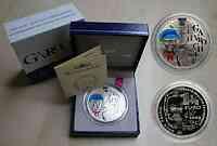Frankreich : 1,5 Euro Gavroche inkl. Zertifikat und Originaletui  2002 PP