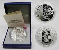 """Frankreich : 1,5 Euro """"Die Säerin"""", inkl. Originaletui und Zertifikat  2003 PP"""