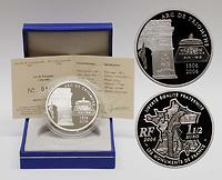 Frankreich : 1,5 Euro Arc de Triomphe inkl. Originaletui und Zertifikat  2006 PP 1,5 Euro Triumpfbogen