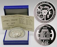 Frankreich : 1,5 Euro Grand Prix Le Mans ACF inkl. Originaletui und Zertifikat  2006 PP 1,5 Euro Le Mans 2006