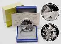 Frankreich : 1,5 Euro 400 Jahre Pont Neuf inkl. Originaletui und Zertifikat  2007 PP 1,5 Euro Pont Neuf