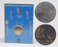 Frankreich : 1,5 Euro Olympique de Marseille  2011 Stgl.