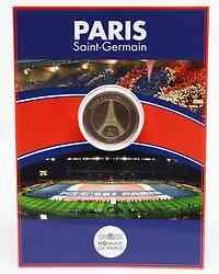 Frankreich : 1,5 Euro Paris-Saint-Germain  2012 Stgl.