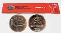 Portugal : 1,5 Euro AMI Gegen die Gleichgültigkeit im Originalblister  2008 Stgl. 1,5 Euro Portugal AMI 2008