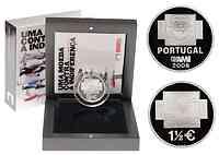 Portugal : 1,5 Euro AMI Gegen die Gleichgültigkeit  2008 PP 1,5 Euro AMI Portugal 2008