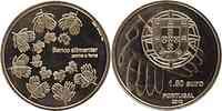 Portugal : 1,5 Euro Eine Münze gegen den Hunger  2010 Stgl.