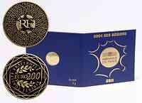 Frankreich : 200 Euro Regionen  2011 Stgl.