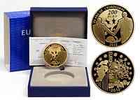 Frankreich 200 Euro 20 Jahre Eurokorps 2012 PP