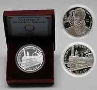 Österreich : 20 Euro Biedermeierzeit inkl. Originaletui und Zertifikat  2003 PP