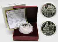 Österreich : 20 Euro Novara inkl. Originaletui und Zertifikat  2004 PP