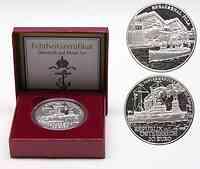 Österreich : 20 Euro SMS St. Georg inkl. Originaletui und Zertifikat  2005 PP
