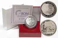 Österreich : 20 Euro Virunum inkl. Originaletui und Zertifikat  2010 PP 20 Euro Virinum