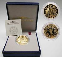 Frankreich : 20 Euro Europa-Münze, incl. Originaletui und Zertifikat  2002 PP