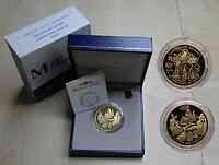 Frankreich : 20 Euro Montmartre inkl. Zertifikat und Originaletui  2002 PP