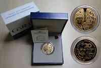 Frankreich : 20 Euro Gavroche inkl. Zertifikat und Originaletui  2002 PP