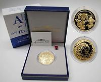 Frankreich : 20 Euro Alice im Wunderland inkl. Zertifikat und Originaletui  2003 PP